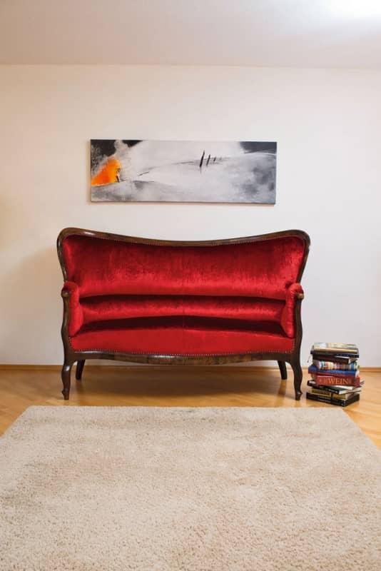 Rivestimento poltrone walter schrott arredamento - Rivestimento divano poltrone sofa ...
