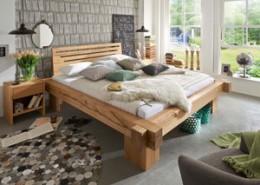 Schrott Walter Betten aus Massivholz