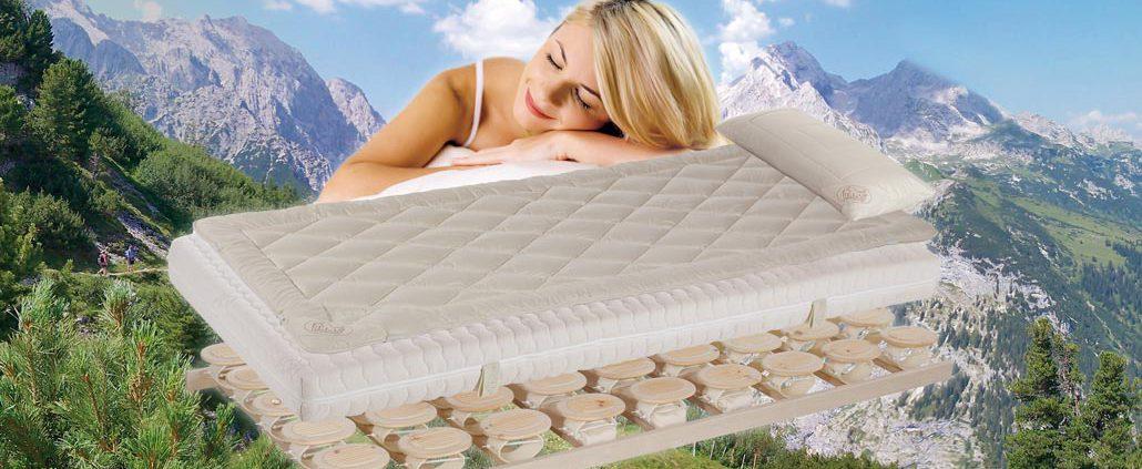 Schlafsystem Relax 2000 - Zirbenaktion